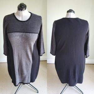 DRESS BARN Sweater Dress in Women's size 2X